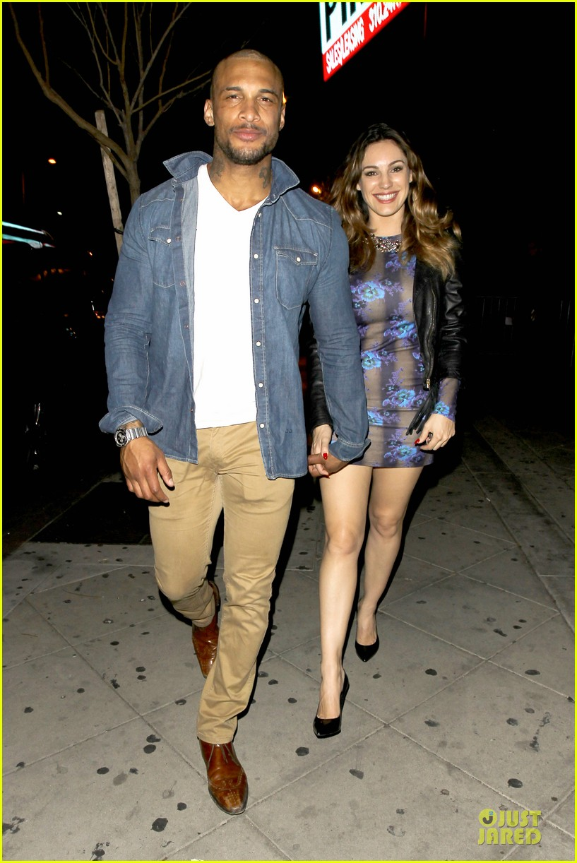 kelly brook brook mcintosh hold hands at 1 oak nightclub 023053849