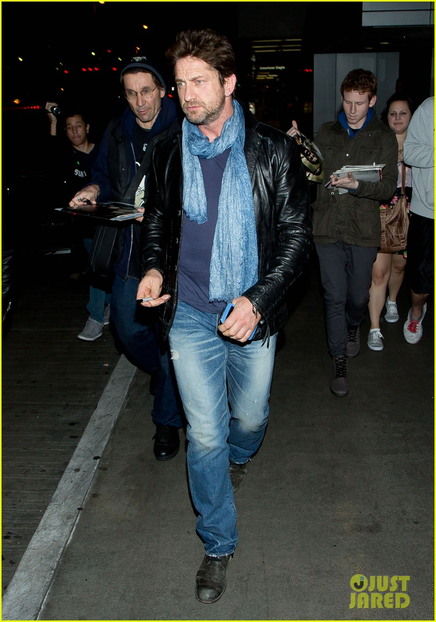 gerard butler from nyc to lax 063055507