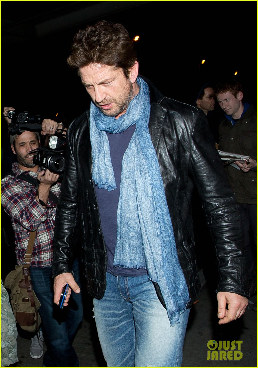 gerard butler from nyc to lax 073055508