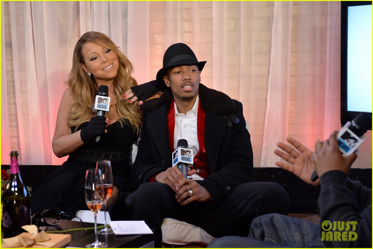 mariah carey lights empire state building for valentines day wedding event 063052907