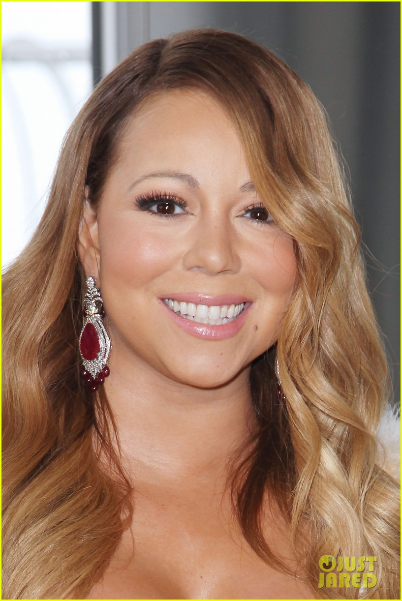 mariah carey lights empire state building for valentines day wedding event 133052914