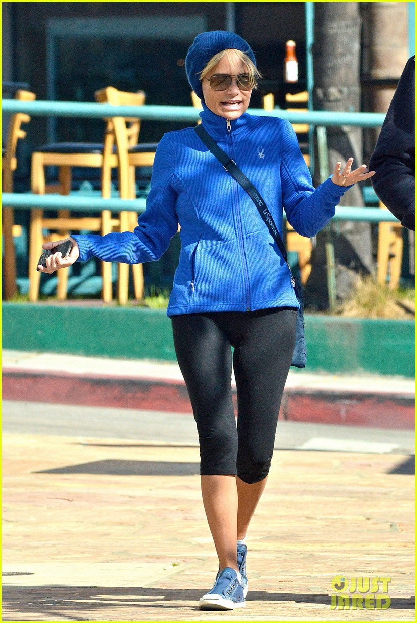 kristin chenoweth rehearses for this weeks new york shows 013045998