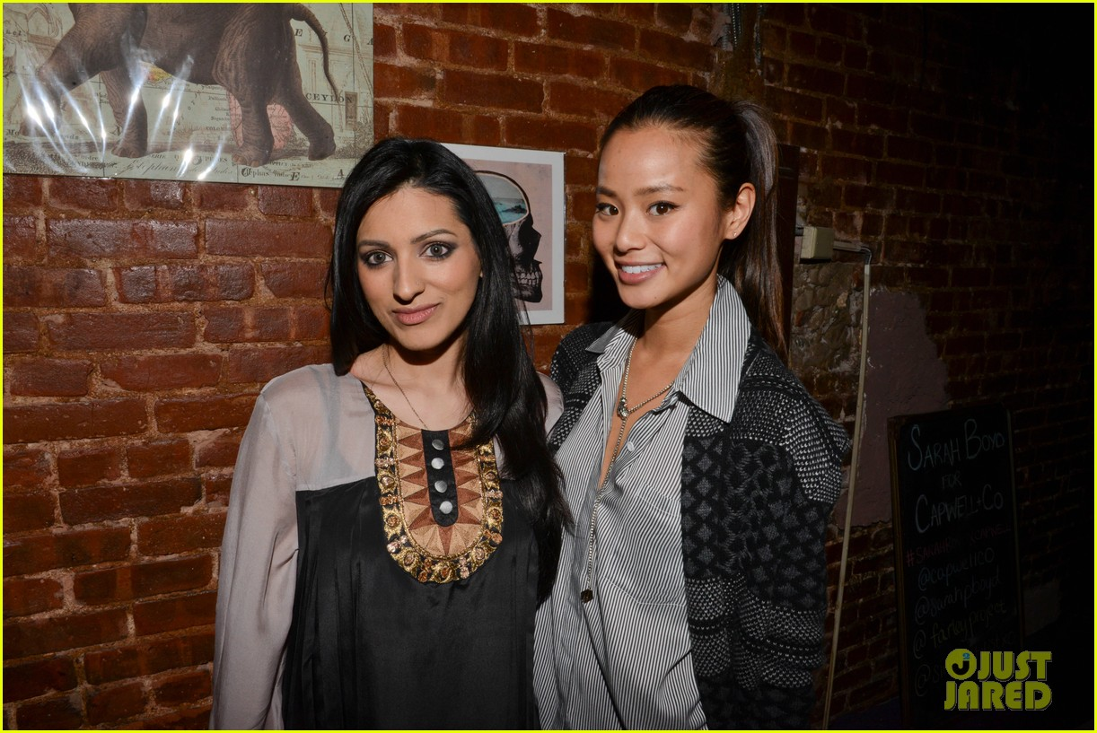 jamie chung sarah boyd collection launch 023048630