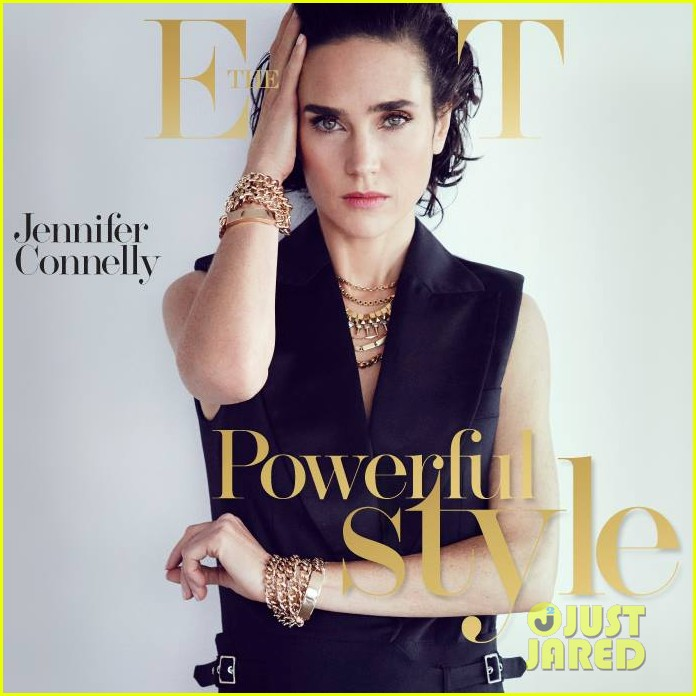 jennifer connelly on working with husband paul bettany it was amazing 013055697