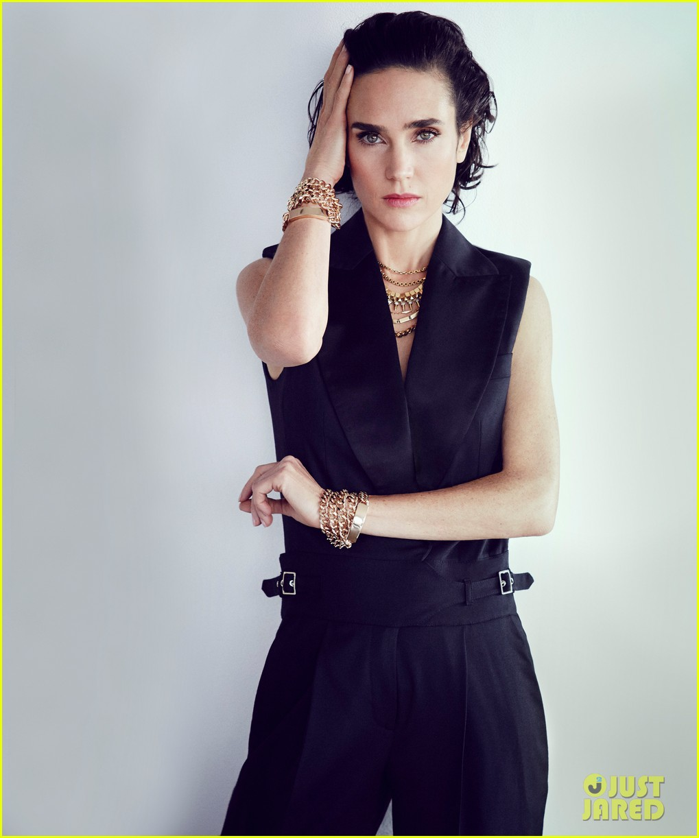 jennifer connelly on working with husband paul bettany it was amazing 063055702