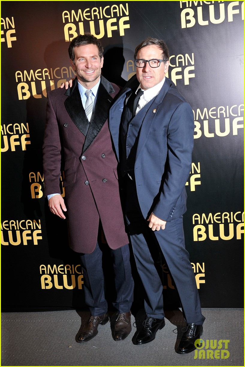 bradley cooper american hustle paris premiere with david o russell 013046988