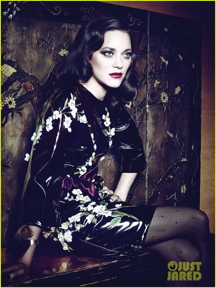 marion cotillard to interview i would like to play a man 023059734