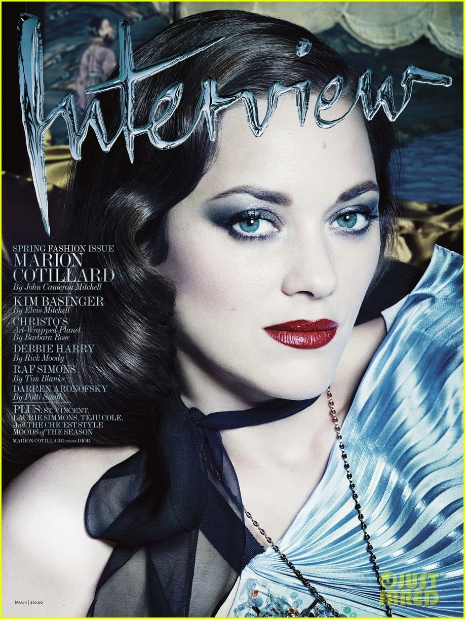 marion cotillard to interview i would like to play a man 043059736