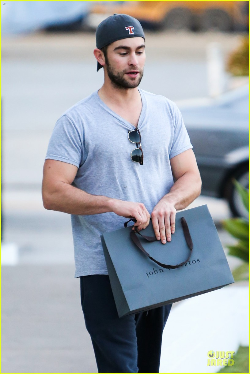 chace crawford i play dianna agron douchey boyfriend on glee 100th episode 043058411