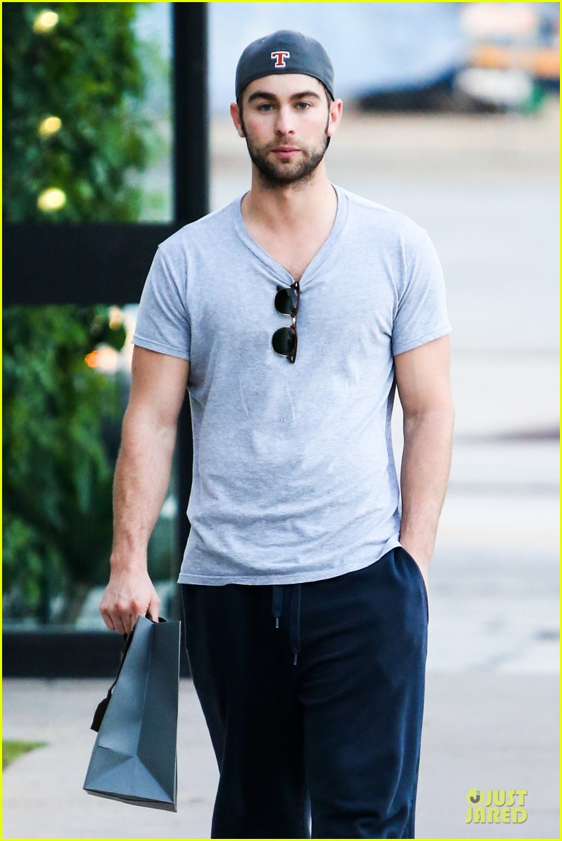 chace crawford i play dianna agron douchey boyfriend on glee 100th episode 063058413