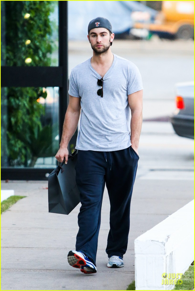 chace crawford i play dianna agron douchey boyfriend on glee 100th episode 07