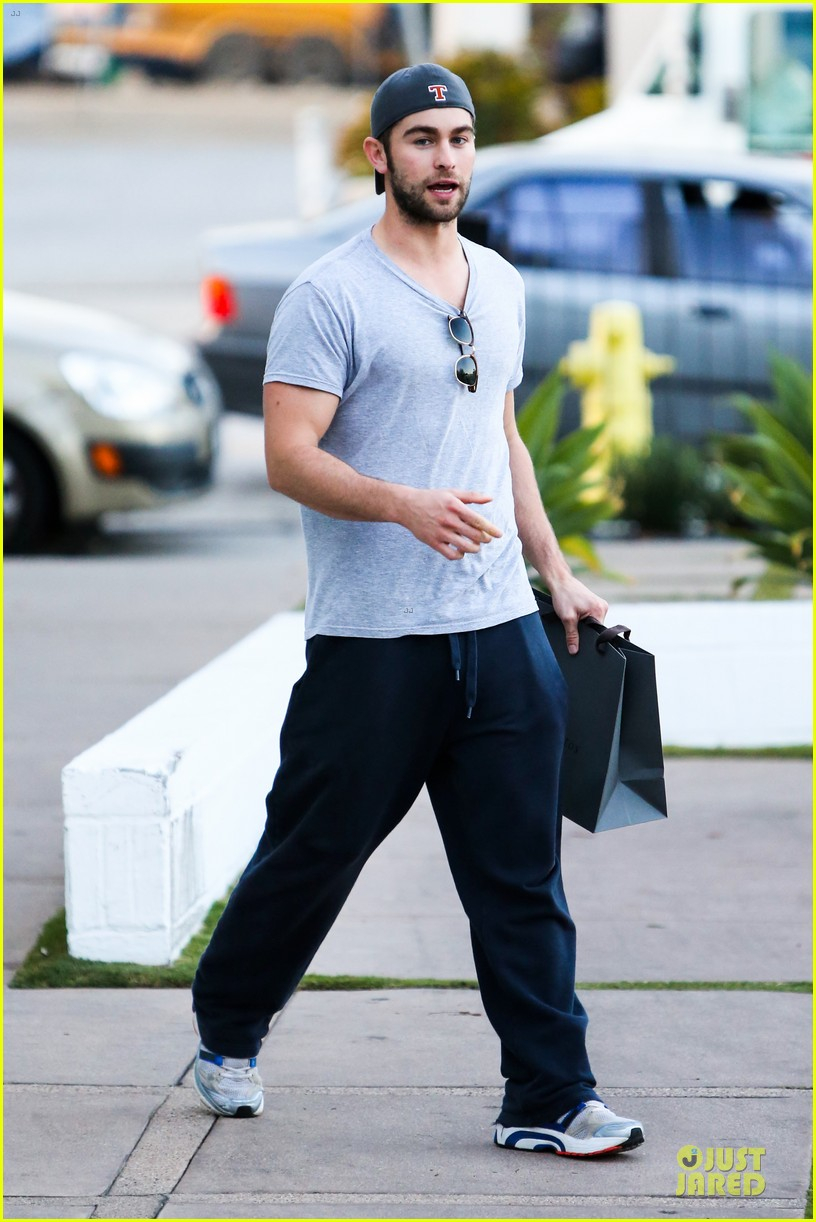 chace crawford i play dianna agron douchey boyfriend on glee 100th episode 083058415