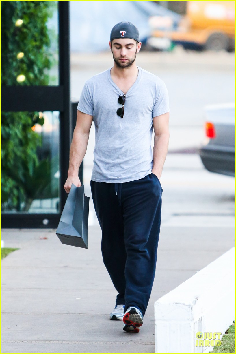 chace crawford i play dianna agron douchey boyfriend on glee 100th episode 103058417