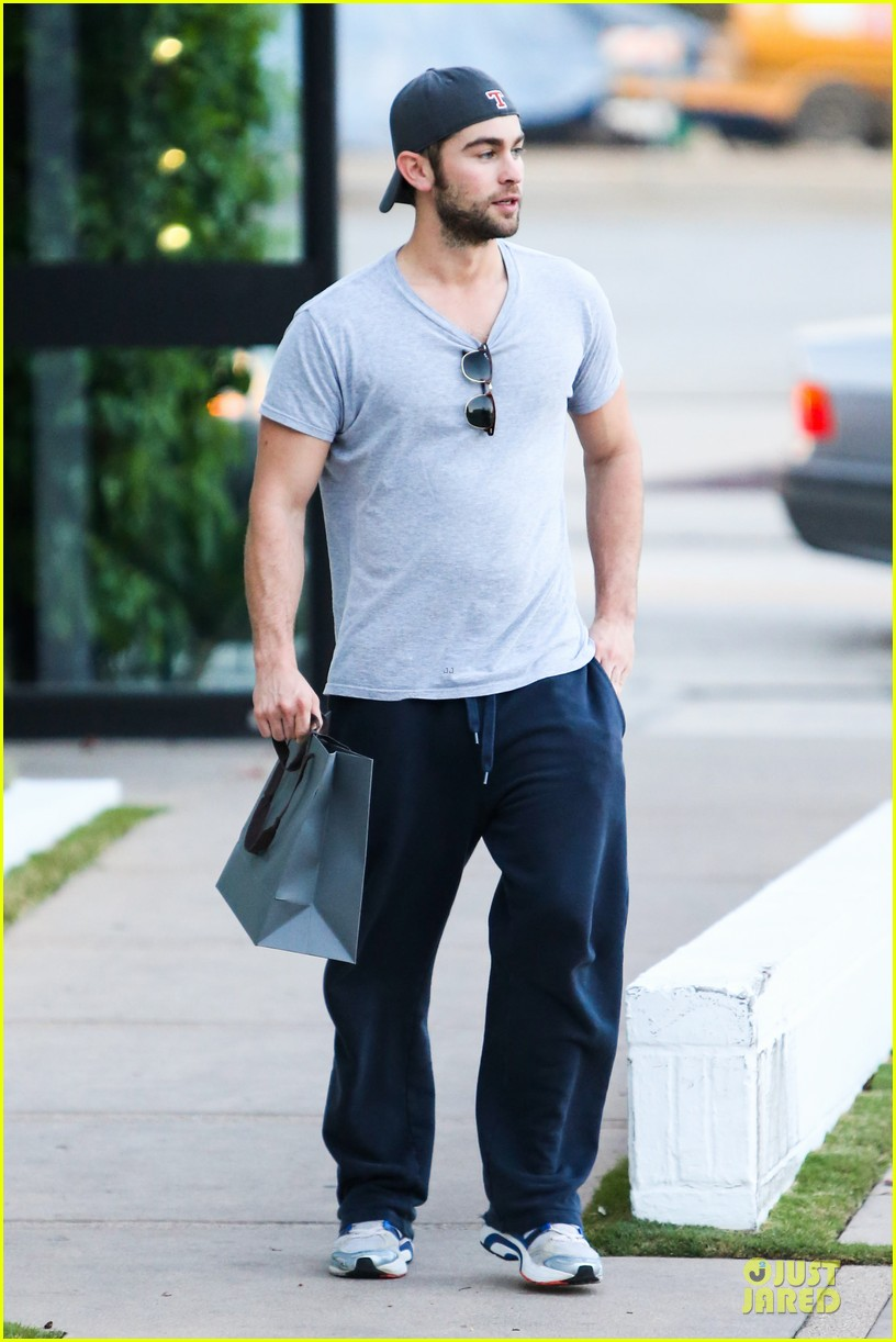 chace crawford i play dianna agron douchey boyfriend on glee 100th episode 133058420