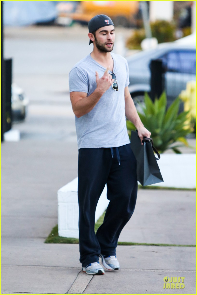 chace crawford i play dianna agron douchey boyfriend on glee 100th episode 143058421