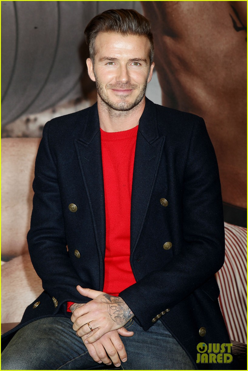 david beckham promotes hm body wear collection nyc 113045547