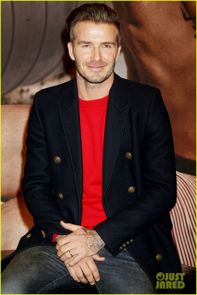 david beckham promotes hm body wear collection nyc 123045548
