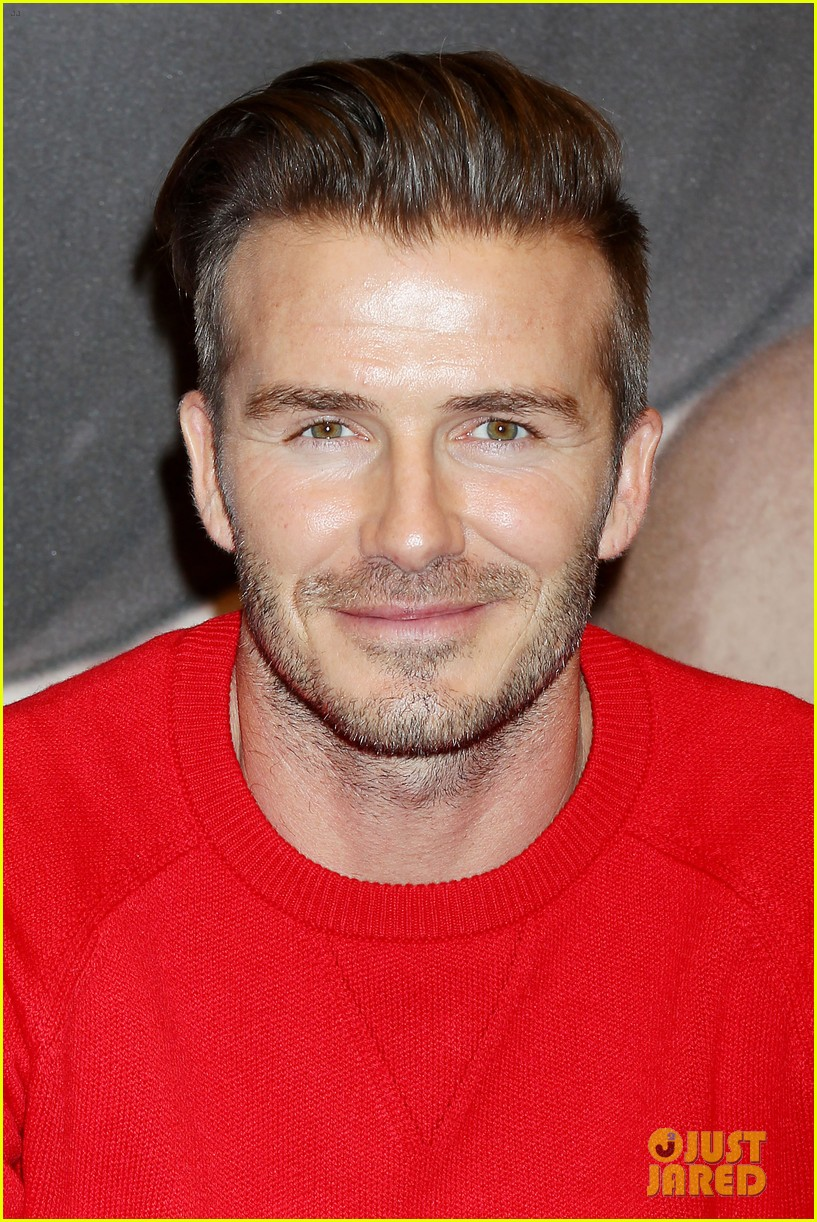 david beckham promotes hm body wear collection nyc 283045564
