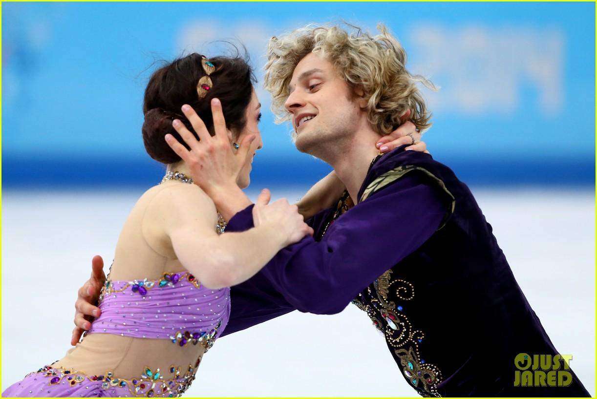meryl davis charlie white win gold in ice dancing 073055110