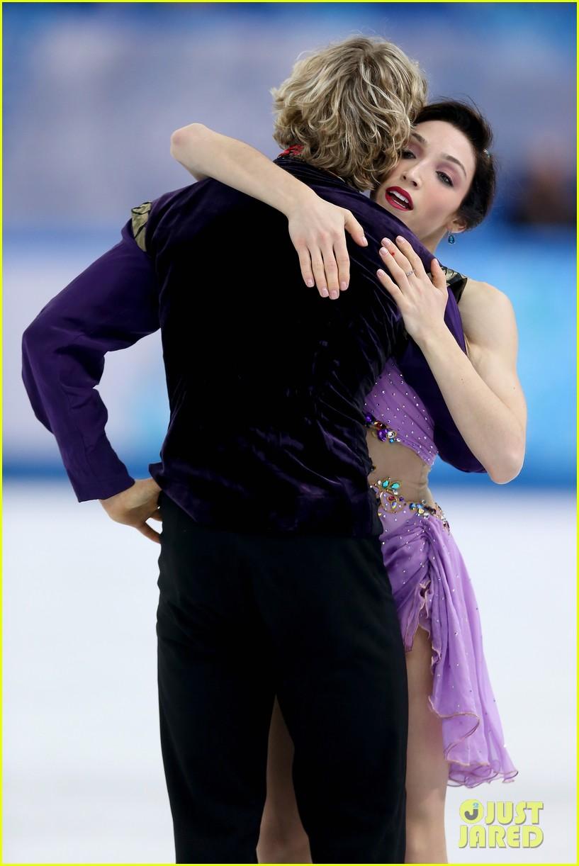 meryl davis charlie white win gold in ice dancing 093055112