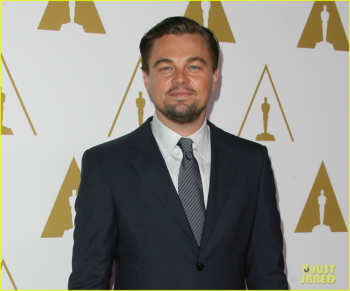 leonardo dicaprio jonah hill bring wall street to oscars nominees luncheon 2014 193050830