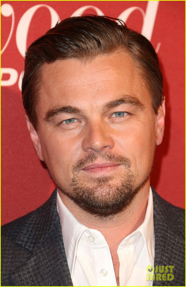 leonardo dicaprio thrs nominees night party 2014 063051236