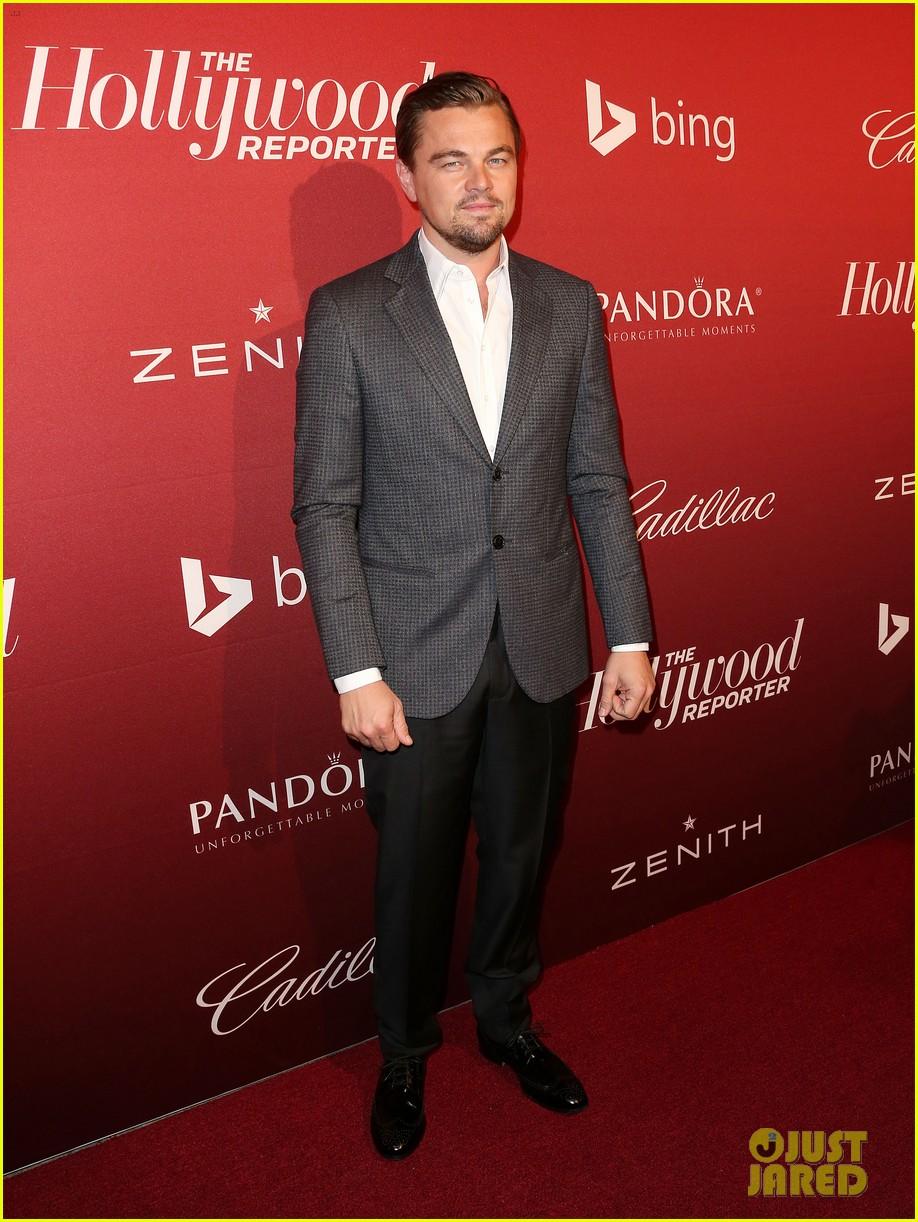 leonardo dicaprio thrs nominees night party 2014 08