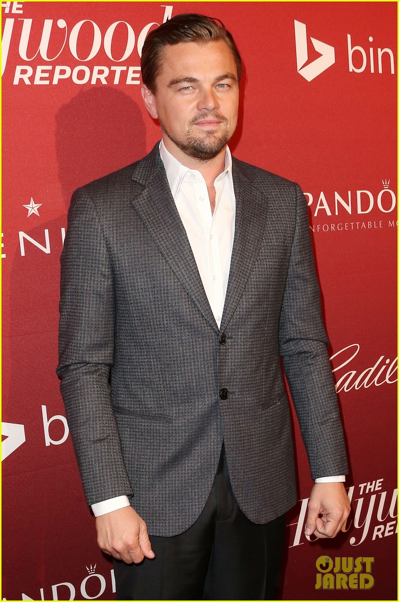 leonardo dicaprio thrs nominees night party 2014 103051240