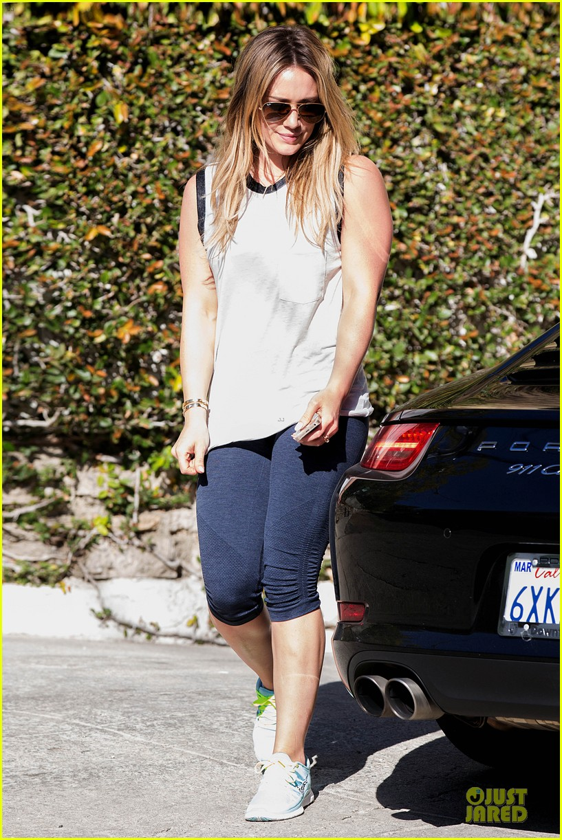 hilary duff groping allowed at cecconis 053058445