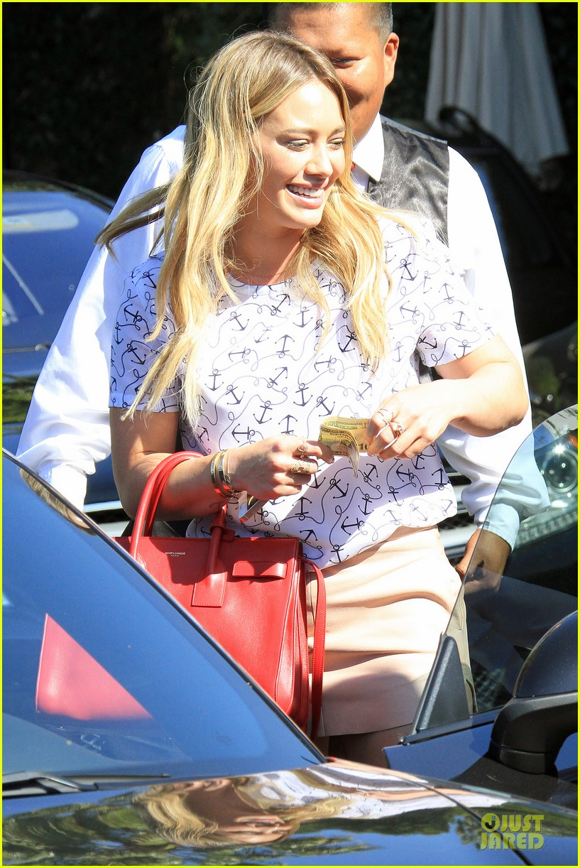 hilary duff groping allowed at cecconis 153058455