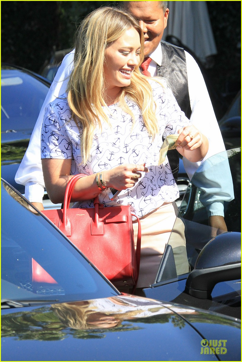 hilary duff groping allowed at cecconis 193058459