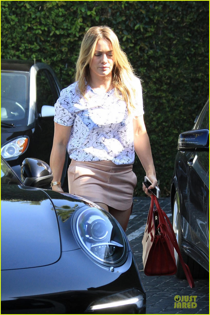 hilary duff groping allowed at cecconis 233058463