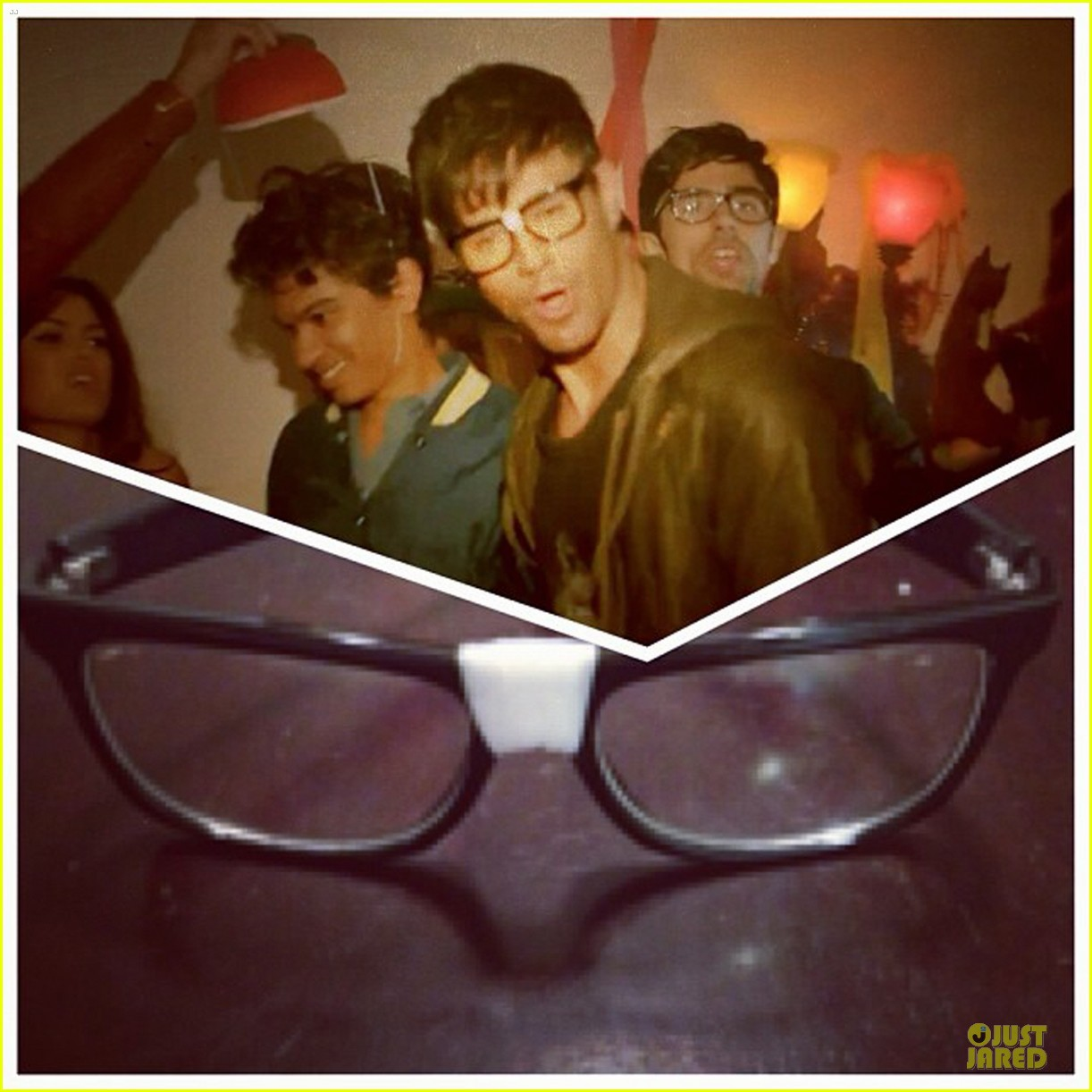 enrique iglesias im giving away my im a freak glasses 053047149