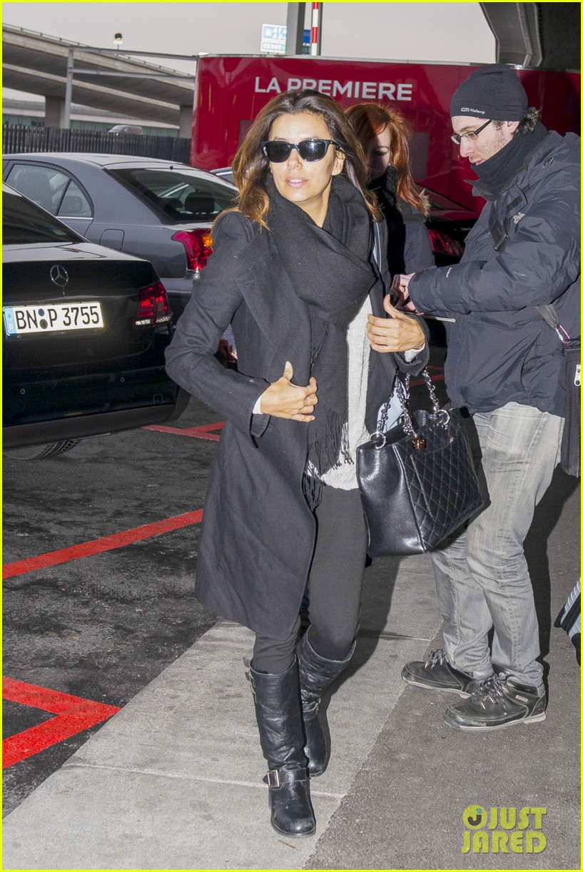 eva longoria back home after quick paris trip 033049092