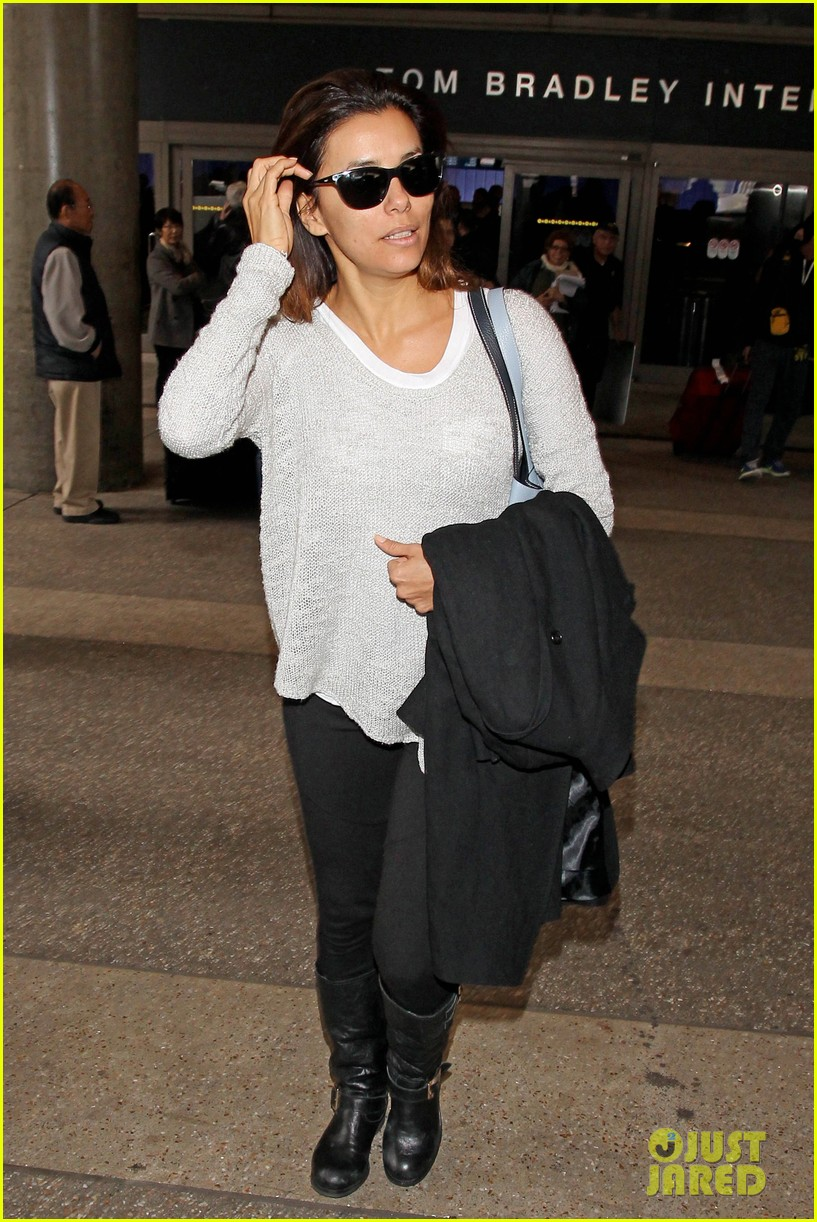 eva longoria back home after quick paris trip 063049095