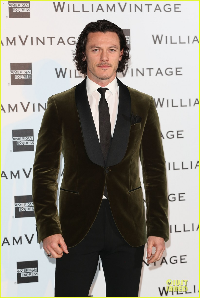 luke evans jeremy irvine suit up at williams vintage dinner 023053459