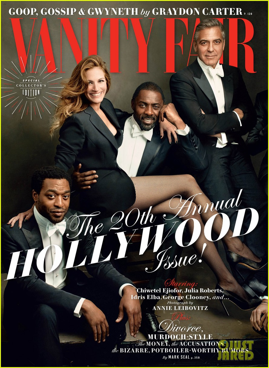vanity fair releases star studded hollywood issue cover 013046934