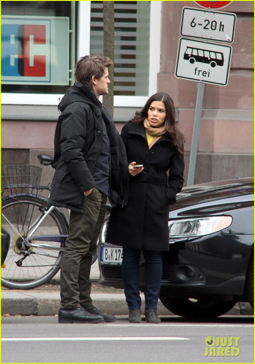 america ferrera goes sightseeing in berlin with her husband 103053264