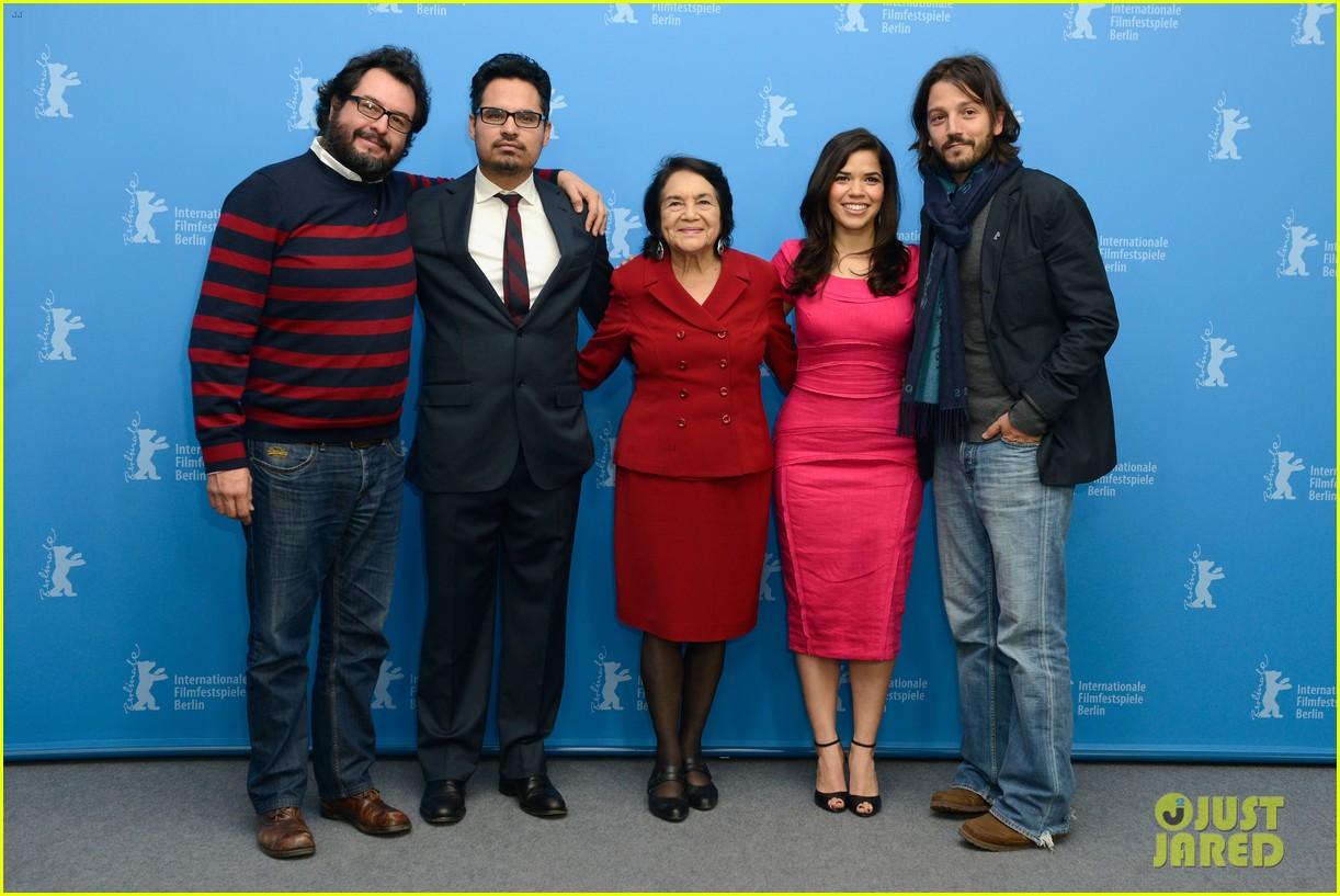 america ferrera promotes cesar chavez at berlin film festival 113052522