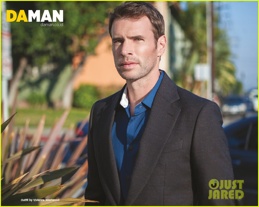scandals scott foley im a very average man off camera 043053248