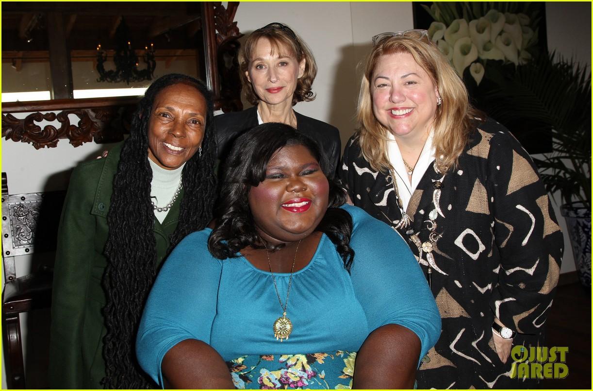 gabourey sidibe women film black history month celebration 153059127