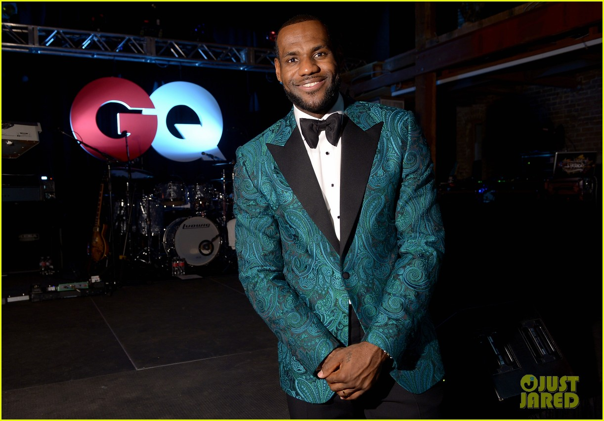 gabrielle union dwyane wade gq nba all star party with lebron james 093054367