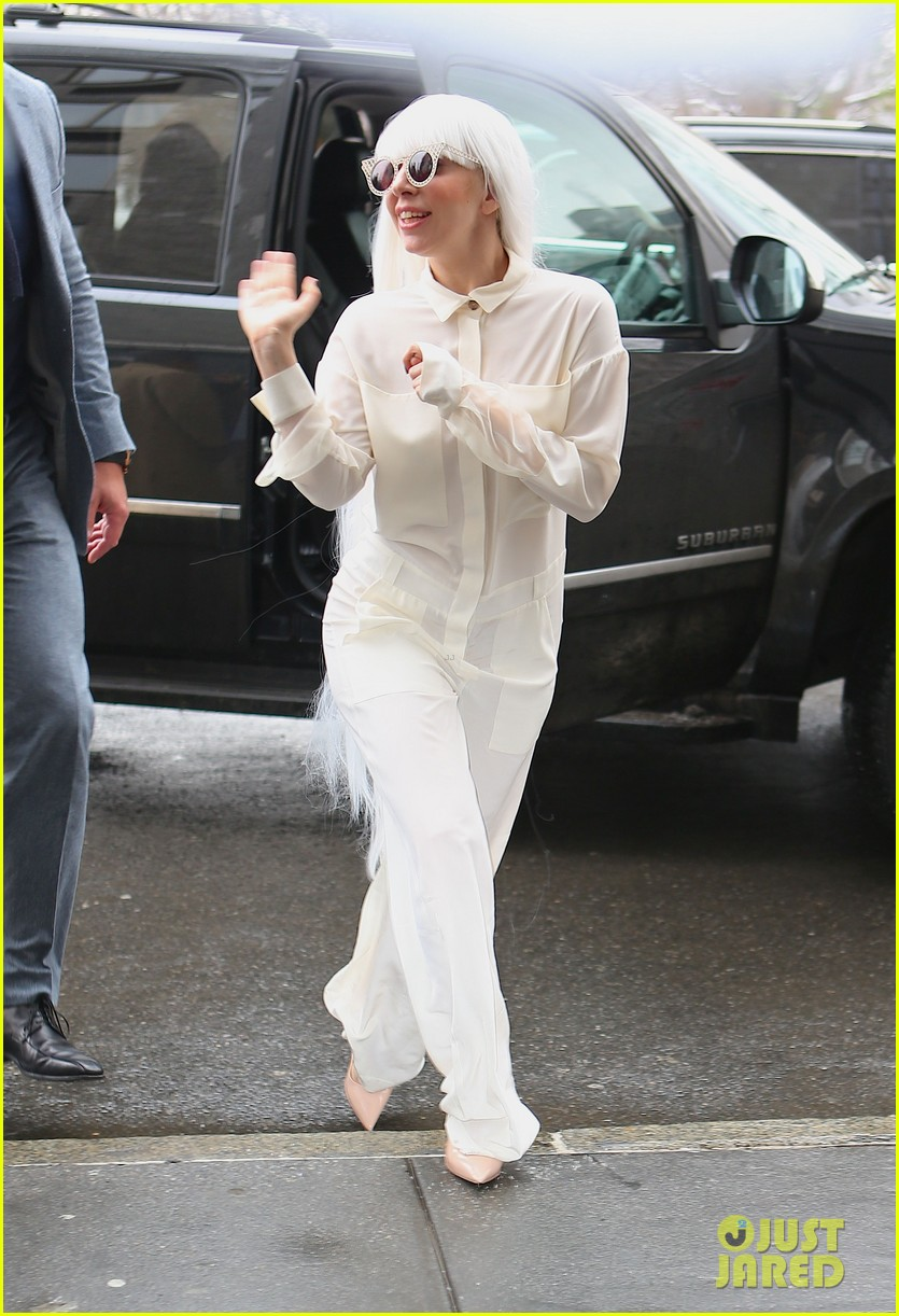lady gaga so excited to perform on tonight show this evening 103055724