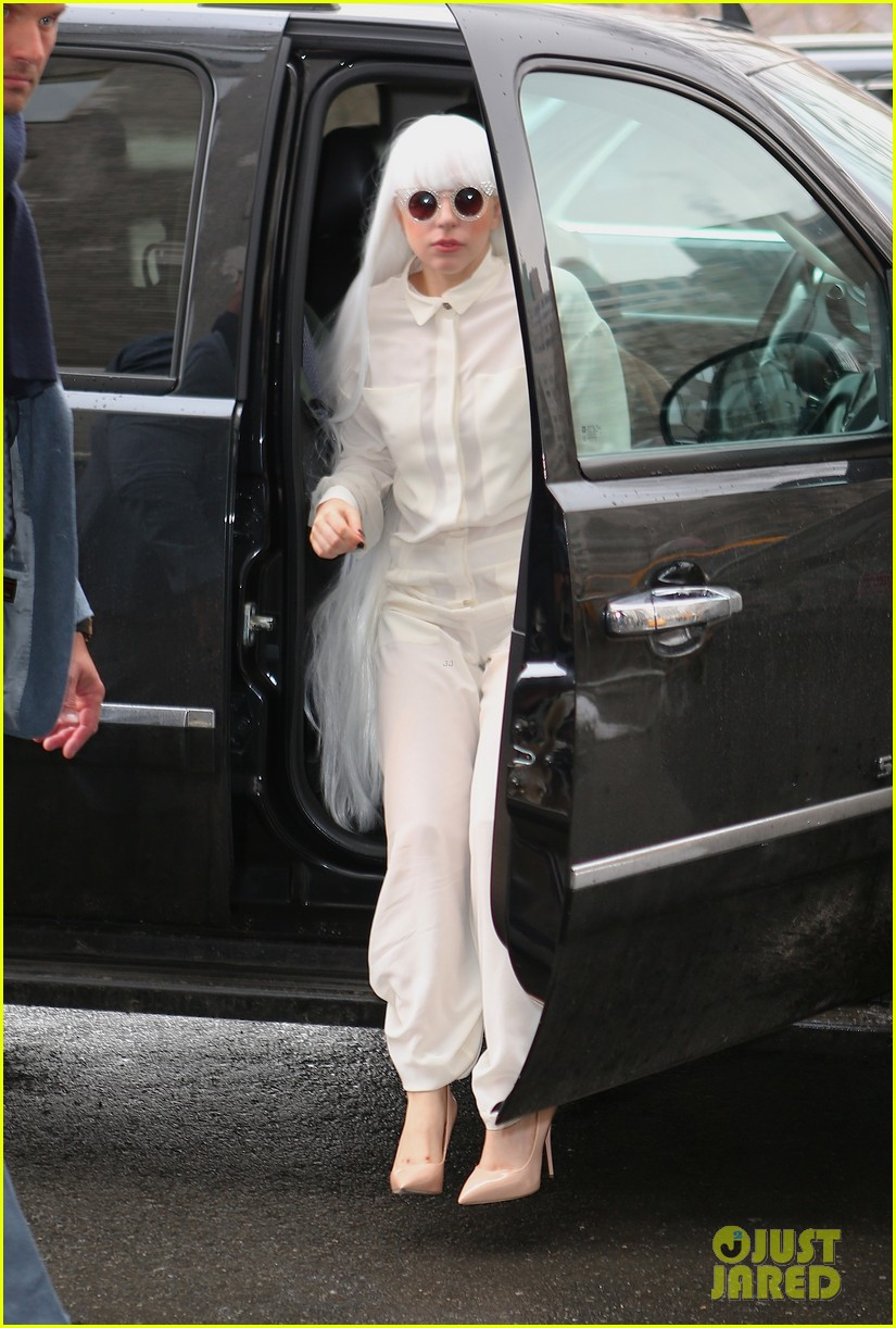 lady gaga so excited to perform on tonight show this evening 123055726