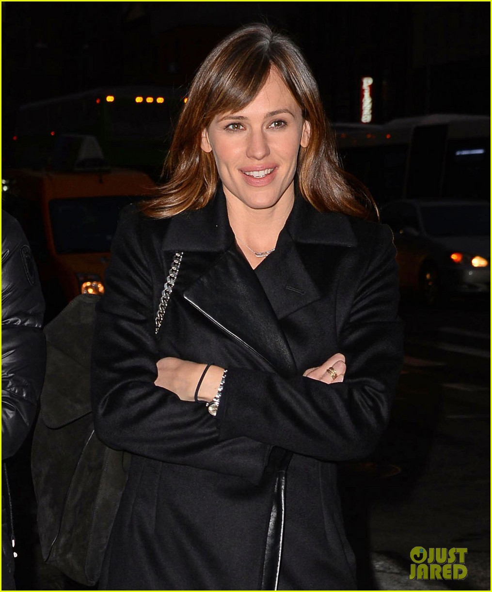 jennifer garner i like watching tom brady hes handsome 023045771