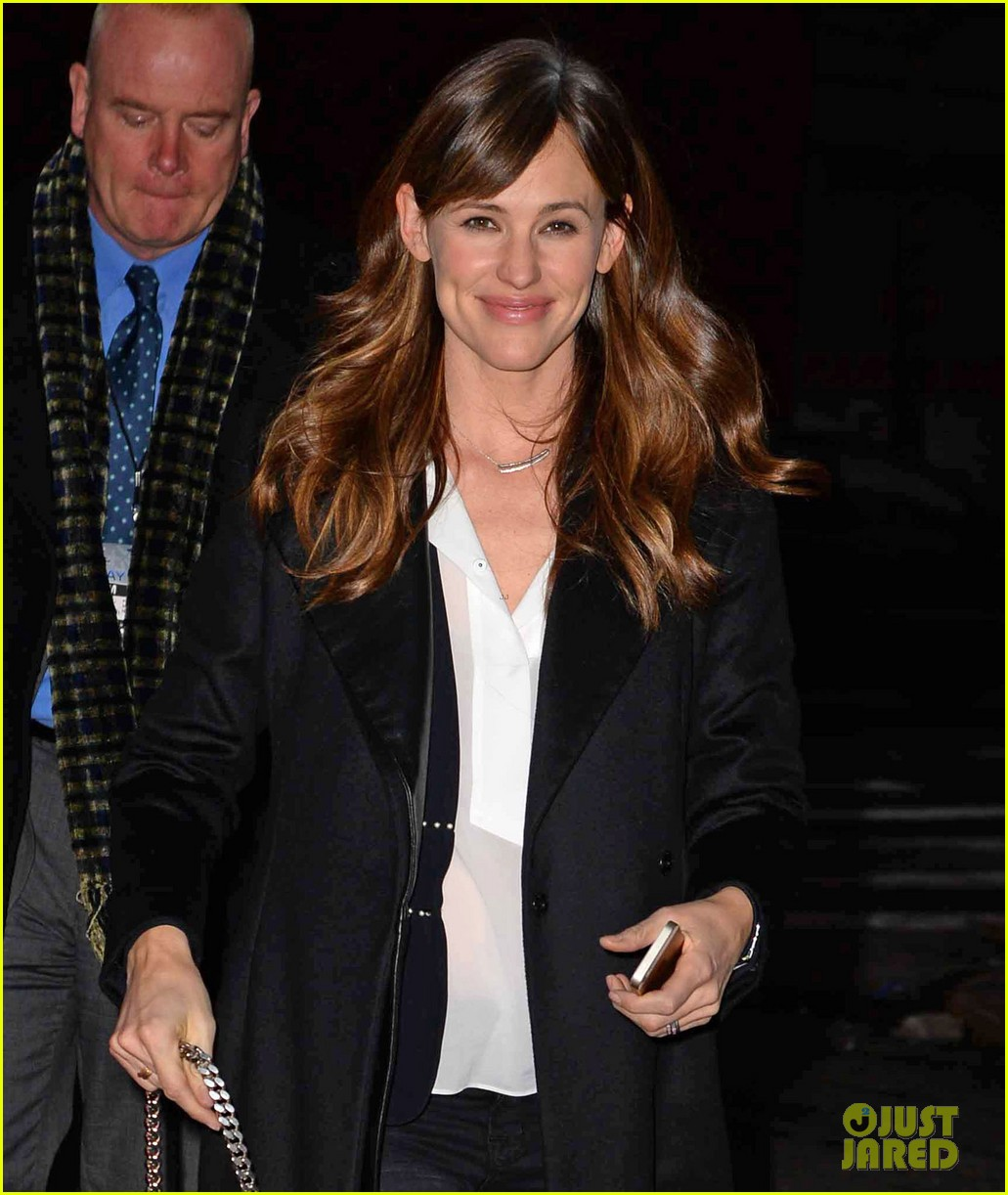 jennifer garner i like watching tom brady hes handsome 053045774