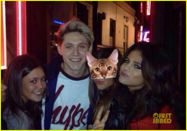 selena gomez niall horan spotted hanging out in london 013054675