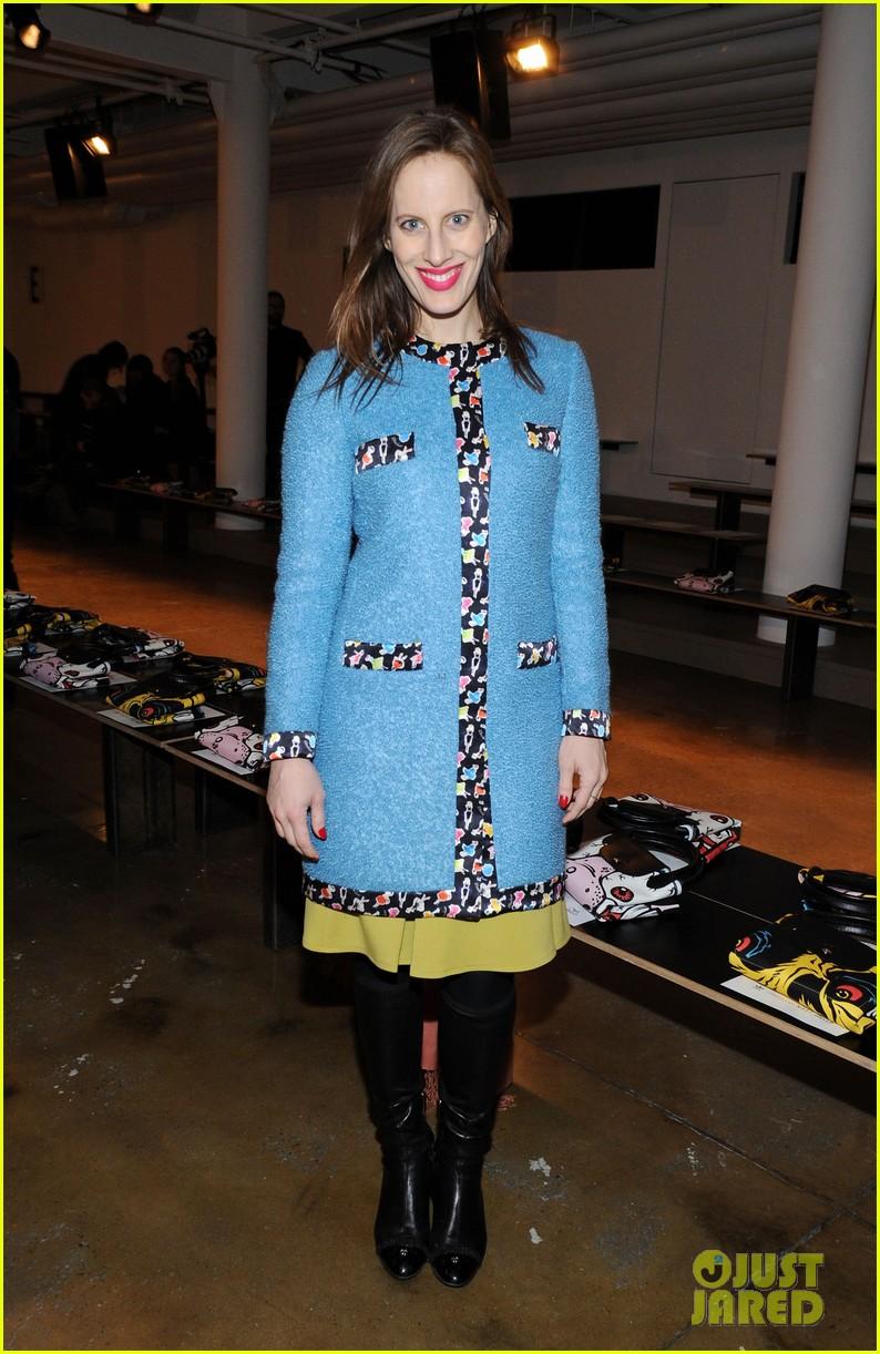 kat graham allsaints jeremy scott fashion shows 123052270