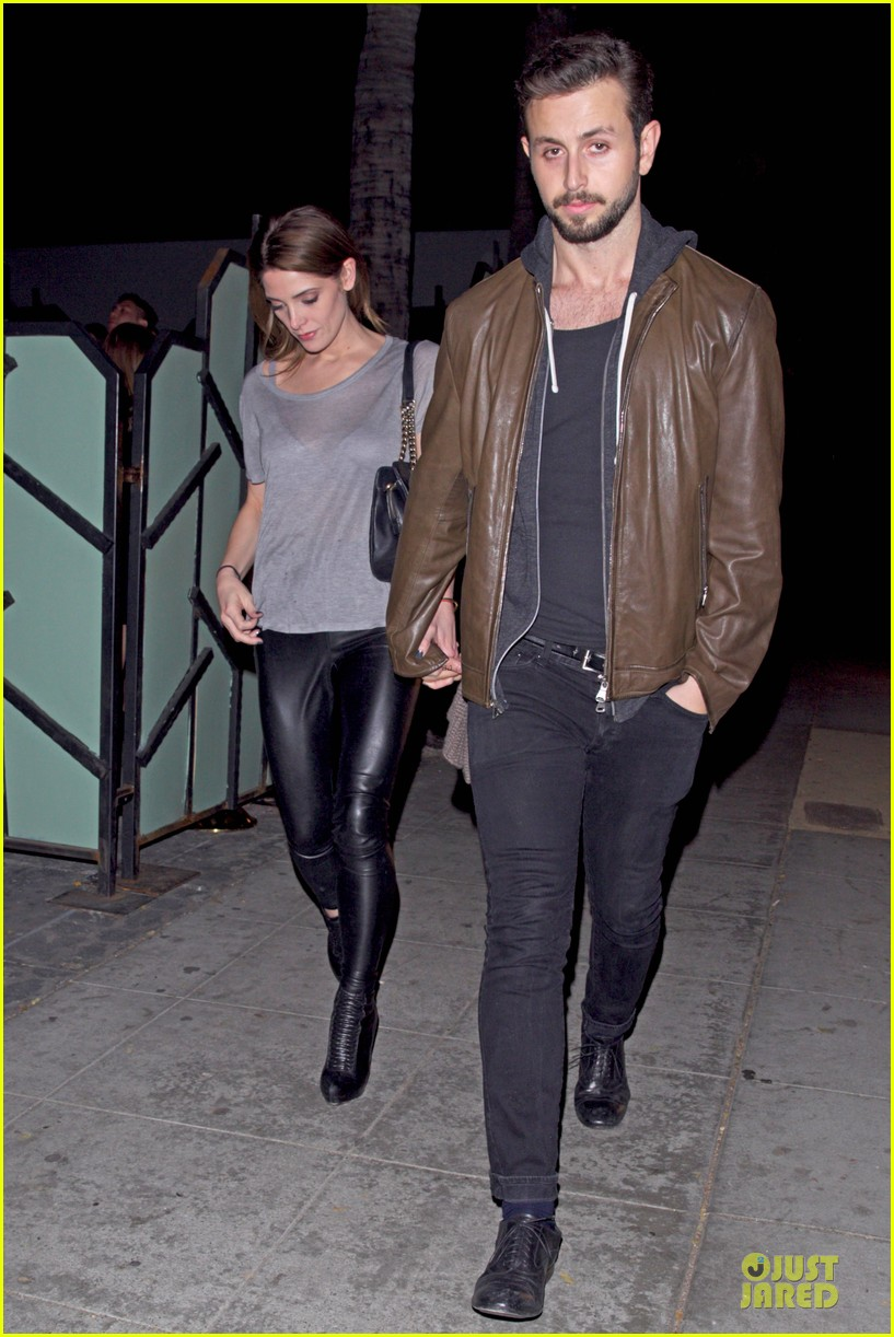 ashley greene 27th birthday celebration with beau paul khoury kellan lutz 033058265
