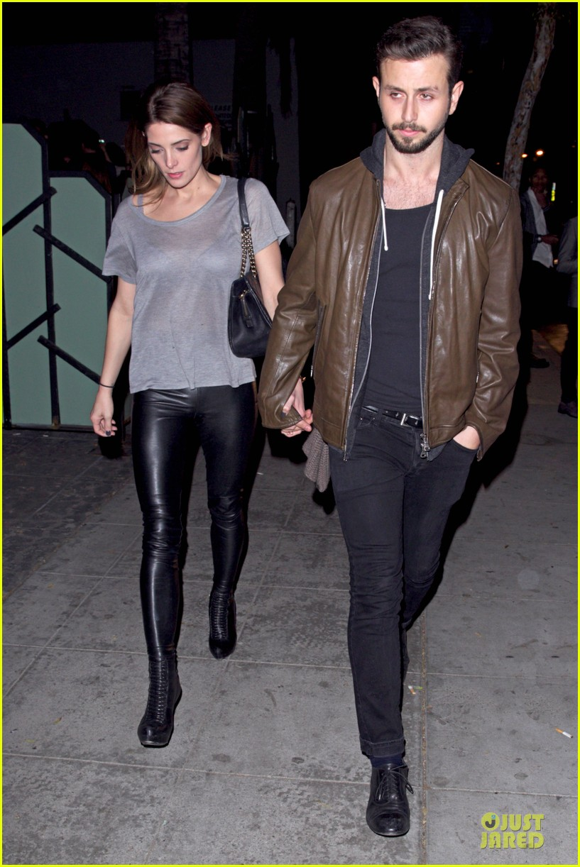 ashley greene 27th birthday celebration with beau paul khoury kellan lutz 133058275